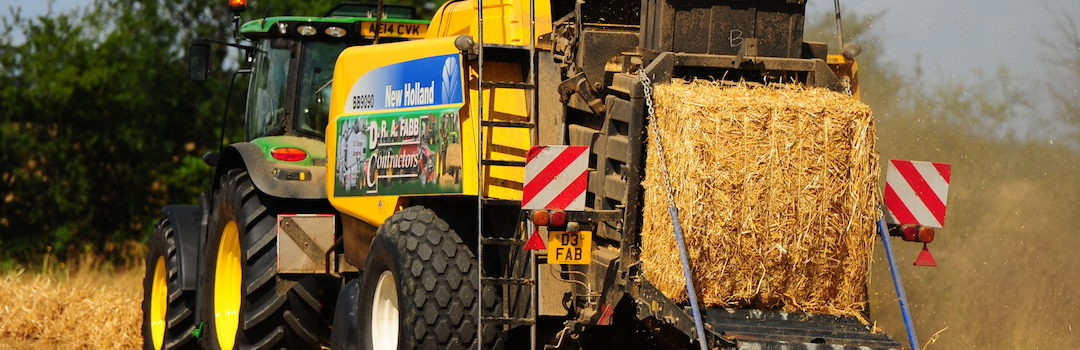 The Benefits of Bale Grab & Handlers For Your Farm